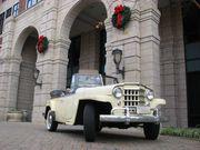 1950 Willys 2 doorPhaeton Convertible